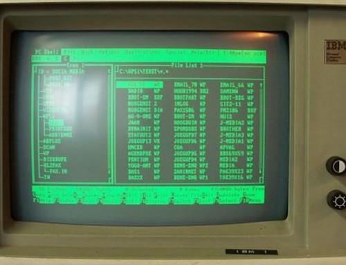 Faz hoje 35 anos que surgiu o primeiro comput