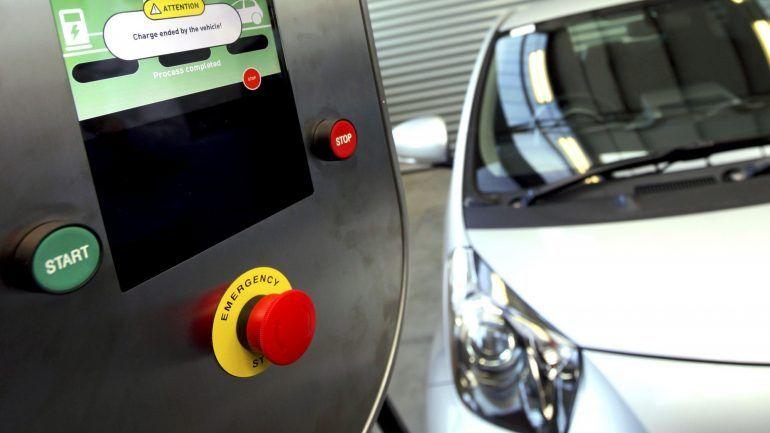 Postos de Carregamento Rápido para carros elétricos instalados nas próximas semanas