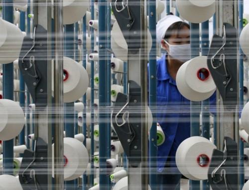 Exportações de vestuário crescem 7,7% até novembro